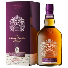 Chivas Regal Brothers Blend 12 Years Whisky [1L|40%]