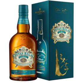 Chivas Regal Mizunara Limited Edition Whisky [0,7L|40%]