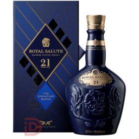 Chivas Regal Royal Salute 21 Years Whisky [0,7L|40%]
