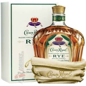 Crown Royal Northern Harvest Rye Whisky [1L|45%]