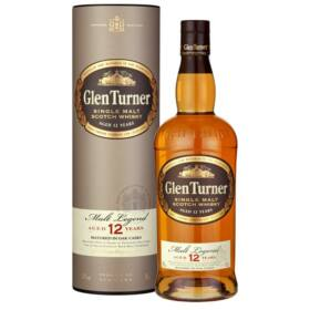 Glen Turner 12 Years Whisky [0,7L|40%]