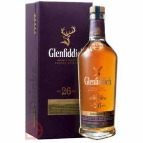 Glenfiddich 26 Years Excellence Whisky [0,7L|43%]