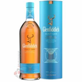 Glenfiddich Select Cask Collection Travel Edition Whisky [1L|40%]