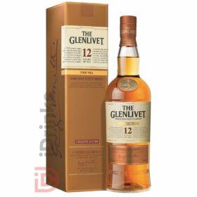 Glenlivet 12 Years First Fill Whisky [0,7L|40%]