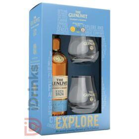Glenlivet Founder's Reserve Whisky (DD+2 Pohár) [0,7L|40%]