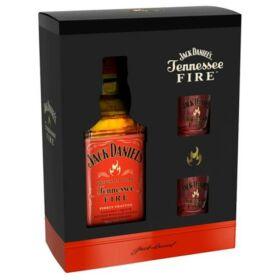 Jack Daniels Fire (DD+Pohár) [0,7L|35%]