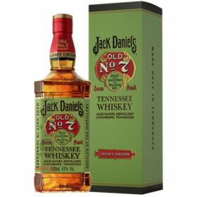 Jack Daniels Old No.7 Legacy Whiskey [0,7L|43%]