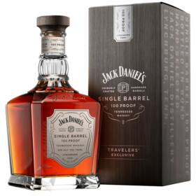 Jack Daniels Single Barrel 100 Proof Whiskey [0,7L|50%]