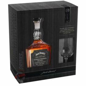 Jack Daniels Single Barrel Whiskey (DD+Pohár) [0,7L|45%]