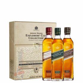Johnnie Walker Explorers Whisky Pack [3*0,2L|40%]
