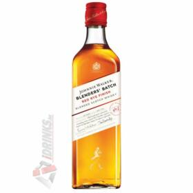 Johnnie Walker Red Rye Finish Whisky [0,7L|40%]