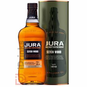 Jura Seven Wood Whisky [0,7L|42%]