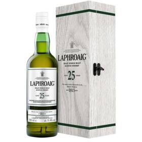 Laphroaig 25 Years Whisky [0,7L|52%]