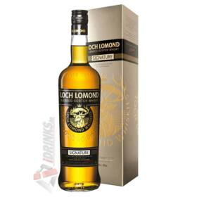 Loch Lomond Signature Whisky [0,7L|40%]
