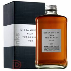Nikka from the Barrel Whisky (DD) [0,5L|51,4%]