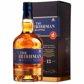 The Irishman 12 Years Whiskey [0,7L 43%]