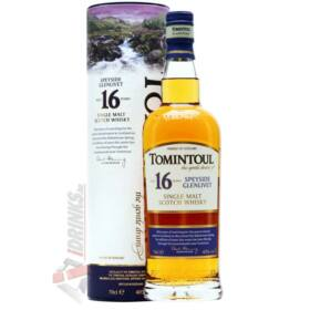 Tomintoul 16 Years Whisky [0,7L|40%]