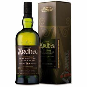 Ardbeg 10 Years Whisky [0,7L|46%]