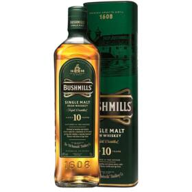 Bushmills 10 Years Whiskey [0,7L 40%]