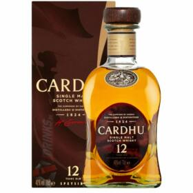 Cardhu 12 Years Whisky [0,7L 40%]
