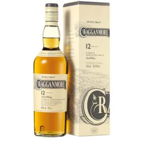 Cragganmore 12 Years Whisky (DD) [0,7L|40%]