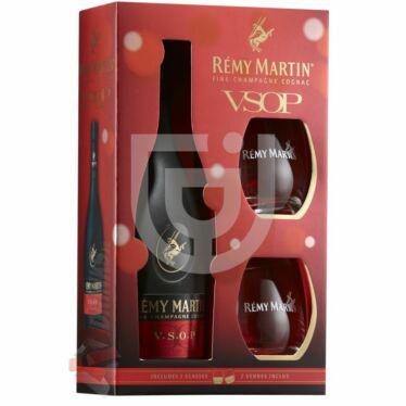 Remy Martin VSOP Cognac (PDD+2 Pohár) [0,7L|40%]
