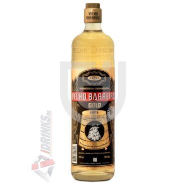 Velho Barreiro Gold Cachaca [0,7L|39%]