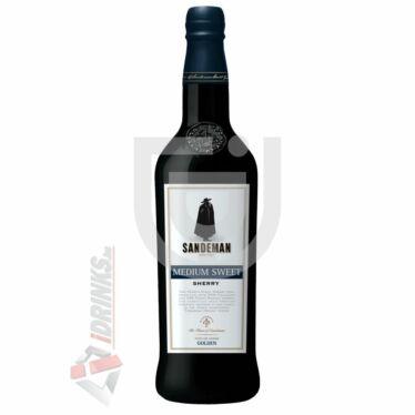 Sandeman Sherry Medium Sweet [0,75L 15%]