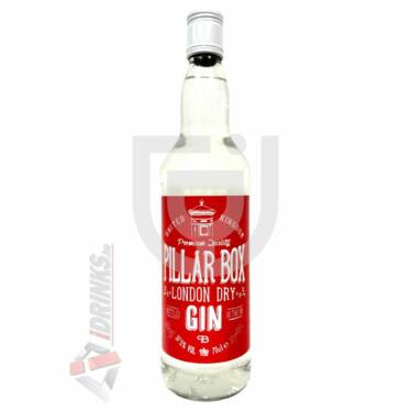 Pillar Box Gin [0,7L|37,5%]