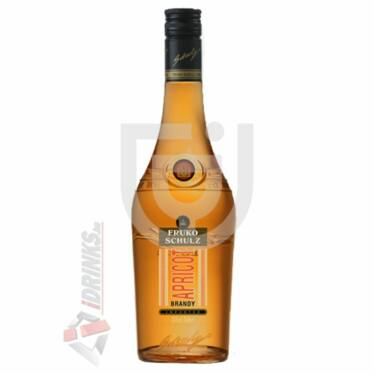 Fruko Schulz Apricot Brandy Likőr [0,7L|24%]