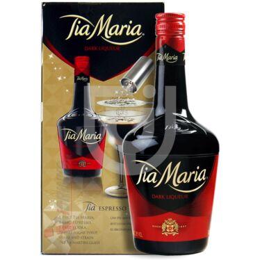 Tia Maria Likőr (DD+Koktél díszítő) [0,7L|20%]
