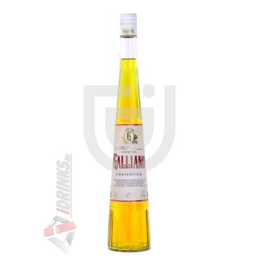 Galliano LAutentico Likőr [0,5L|42,3%]