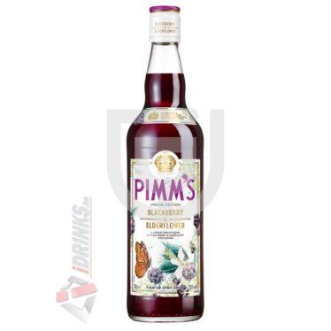 Pimm's Blackberry & Elderflower /Szeder &  Bodza/ Likőr [0,7L|20%]