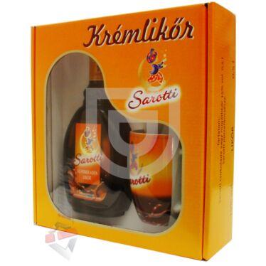 Sarotti Csokoládélikőr (DD + Csésze) [0,5L|15%]