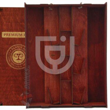 Panyolai Pálinka Prémium Pack Fadoboz