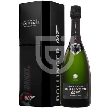 Bollinger Millésime Spectre 007 Limited Edition Pezsgő [0,75L|2009]