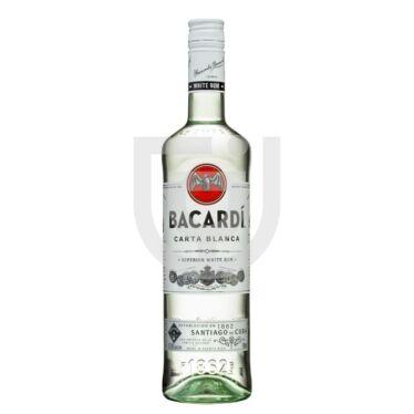 Bacardi Carta Blanca Superior Rum [0,5L 37,5%]