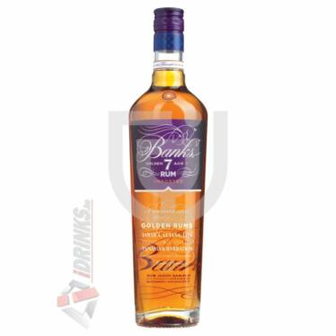 Banks 7 Years Golden Age Rum 43%[0,7L|43%]