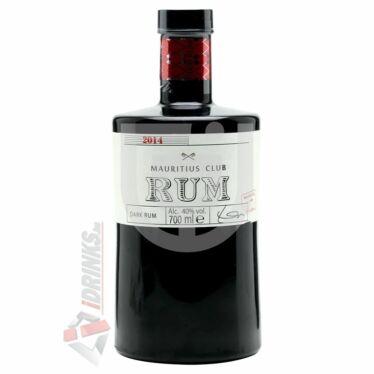 Mauritius Club Dark Rum [0,7L 40%]