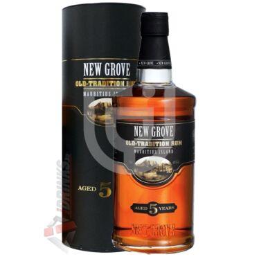 New Grove 5 Years Rum [0,7L|40%]
