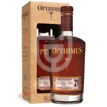 Opthimus 21 Years Rum [0,7L|38%]