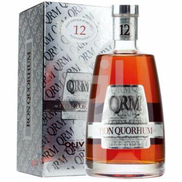 Quorhum 12 Years Rum [0,7L|40%]