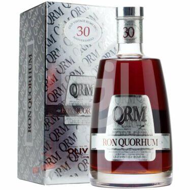 Quorhum 30 Years Rum [0,7L 40%]