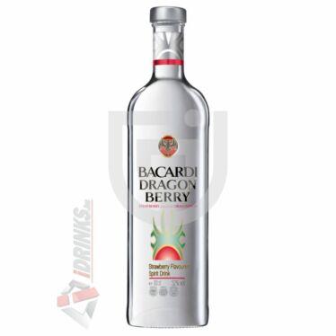 Bacardi Dragon Berry Rum [0,7L 32%]