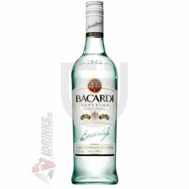 Bacardi Carta Blanca Superior Rum [2L|37,5%]