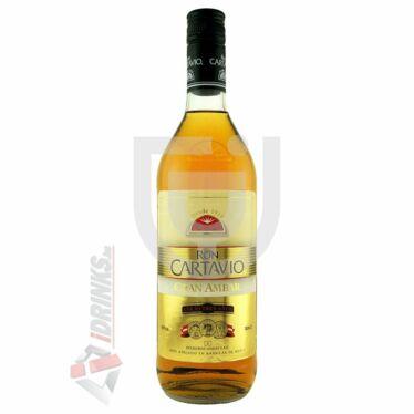 Cartavio Gran Ambar Rum [0,7L|40%]