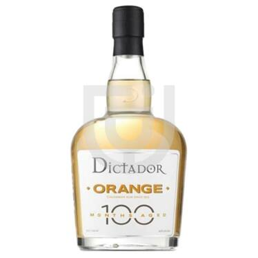 Dictador Orange 100 Months Rum [0,7L|40%]