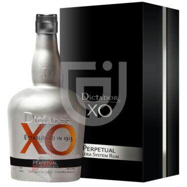 Dictador Perpetual XO Rum [0,7L|40%]