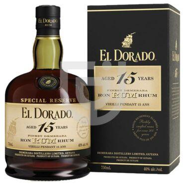 El Dorado 15 Years Rum (DD) [0,7L|43%]
