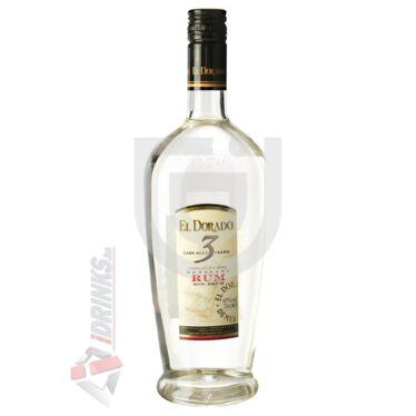 El Dorado 3 Years Rum [0,7L|40%]